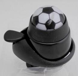"LTJ Miniglocke ""Fußball"", schwarz"