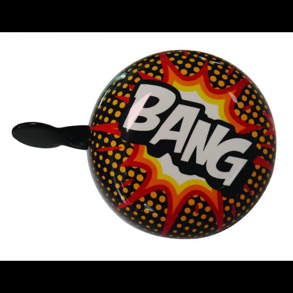 """Matrix Ding Dong Fahrradklingel / Glocke """"BANG"""""""