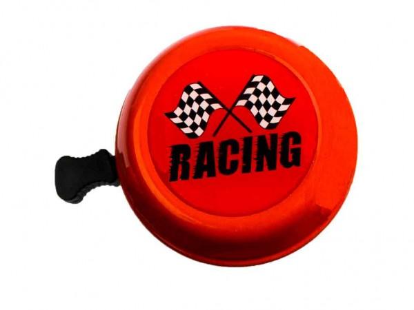 beBell Fahrradklingel Racing rot