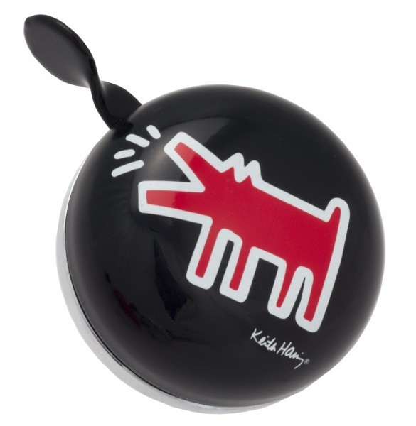 Liix Ding Dong Bell Keith Haring Dog