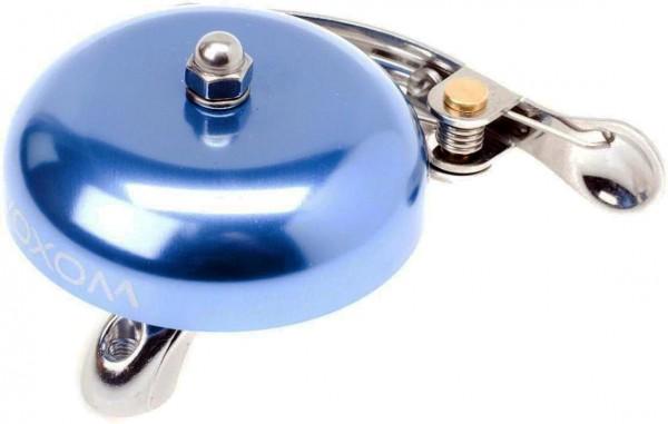 Voxom Fahrradklingel / Glocke Portland, blau