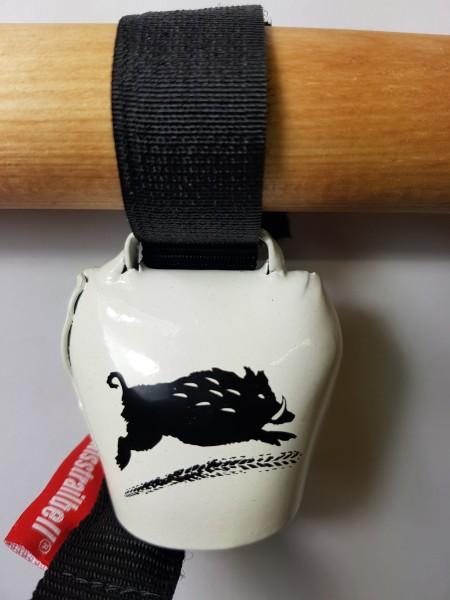 """Swisstrailbell BlackForest Edition Schneewittchen: """"Be Wild"""""""