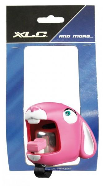 Fahrradklingel / Glocke Crazy Stuff Bunny, pink