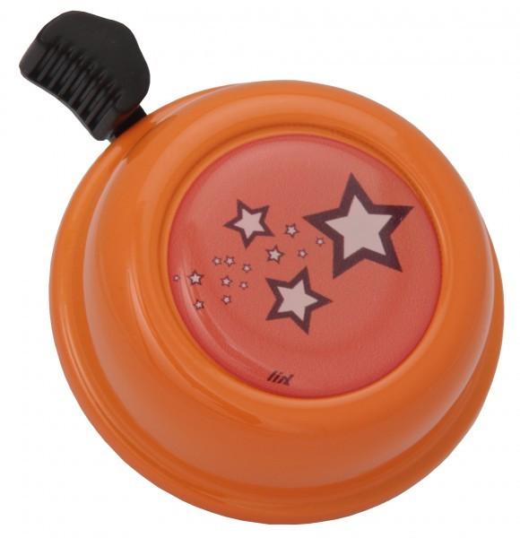 Liix Fahrradklingel Milkyway Orange