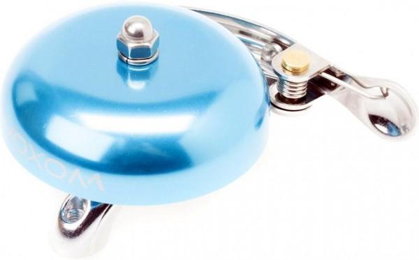 Voxom Fahrradklingel / Glocke Portland KL$, hellblau-glänzend