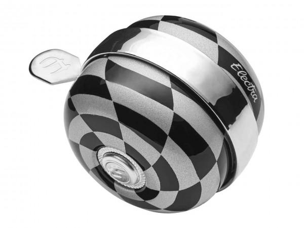 """Electra Fahrradklingel Spinner """"Checkerboard"""""""