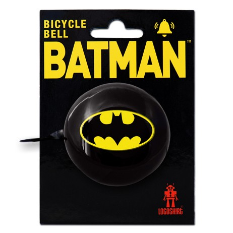Fahrradklingel Batman - DC Comics - Batman Logo