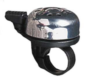 Mounty Glocke Charly, silber