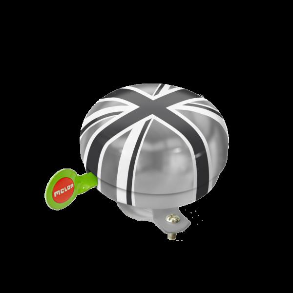 Melon Fahrradklingel Union Jack Plain