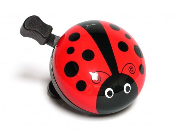 "Nutcase Bicycle Bell ""Ladybug"" Fahrradklingel"