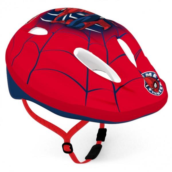 """Marvel Fahrrad Kinderhelm """"Spiderman"""", verstellbar, 52-56cm"""