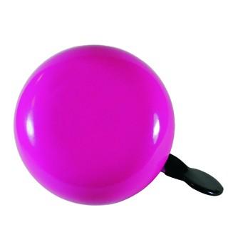 """Ding-Dong Fahrradklingel / Glocke """"Pink"""", pink"""