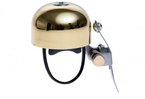 Crane Bell Co. E-NE Fahrradklingel Gold