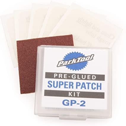 Park Tool selbstklebende Schlauchflicken GP-2 Super Patch, Flickzeug