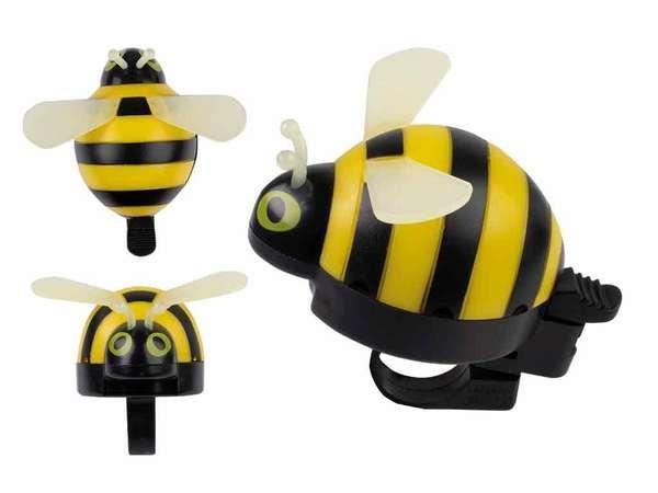beBell Fahrradklingel Honigbiene