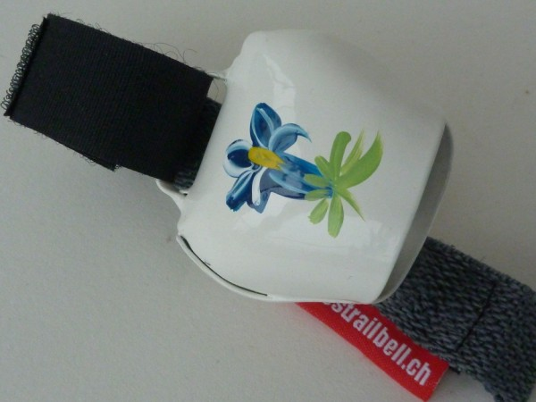 Swisstrailbell Mini Collector Edition Enzian