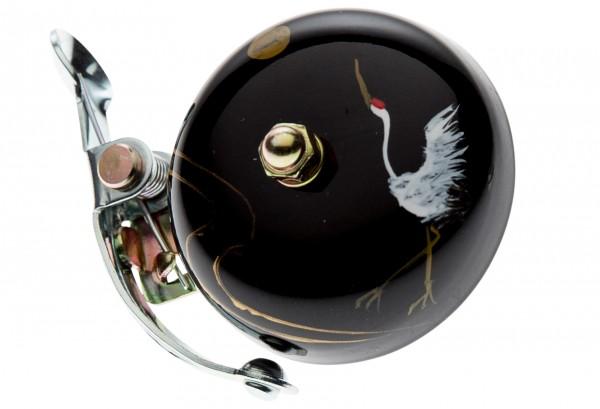 Crane Bell Co. Handpainted Suzu Fahrradklingel Tsuru