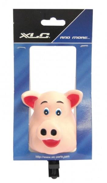 Kinderhupe Schwein, rosa