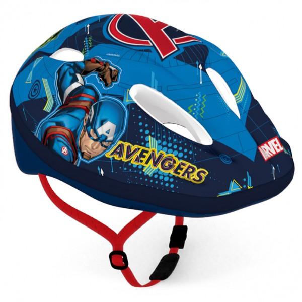 "Marvel Superhelden Fahrrad Kinderhelm ""Avengers"", verstellbar, 52-56cm"