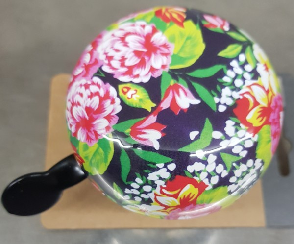 "LTJ 2-Klang Glocke ""Dutch Flowers"", 80mm"
